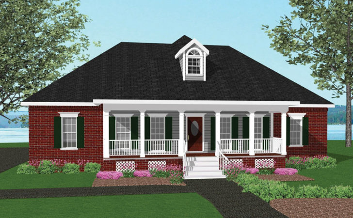 Nickerson Southern Ranch Home Plan House Plans