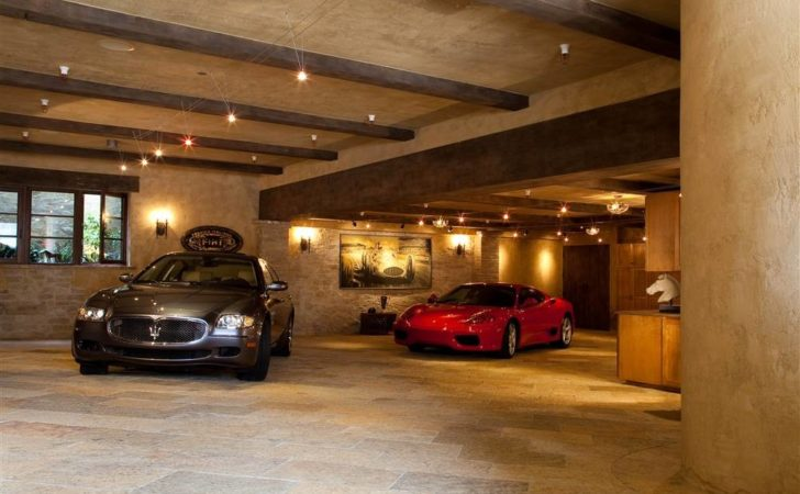 Now Call Beautiful Car Garage Part
