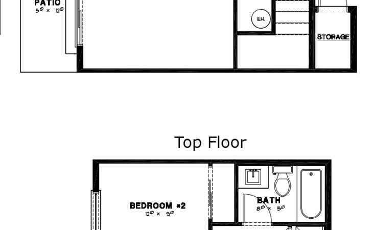 Oakwood Apartments Floorplans