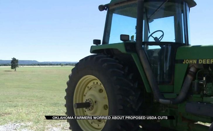 Oklahoma Farmers Concerned Cuts Agriculture