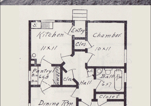 Old Bungalow House Plans Find