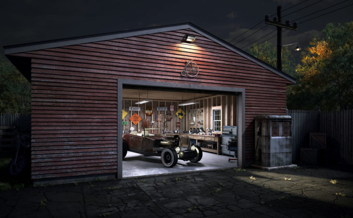 Old Garage Submited
