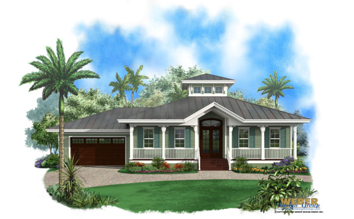 Olde Florida Home Plans Custom Old Cracker