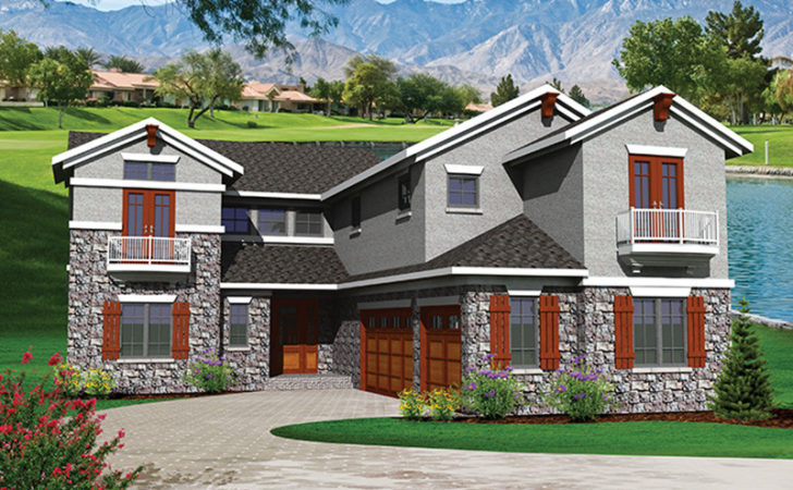 Olmstead Italian Style Home Plan House Plans