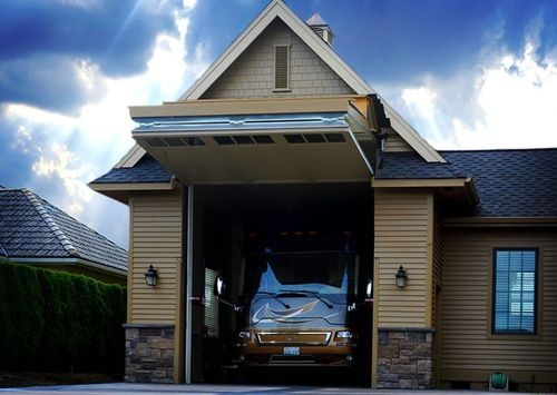 One Kind Garage Foot Tall Door Your Can
