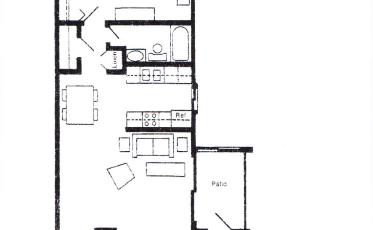 One Room House Plans Floor