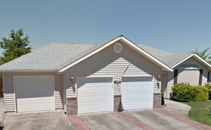 One Story House Plans Car Garage Bedroom