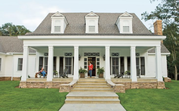 One Story Southern Living House Plans