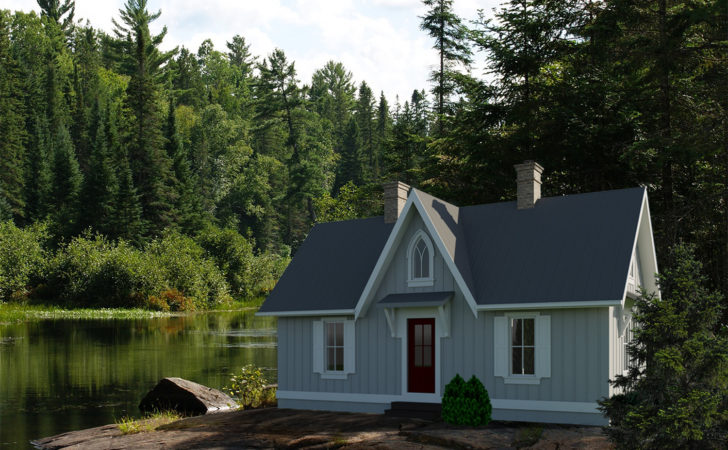 Ontario Tiny House Plan