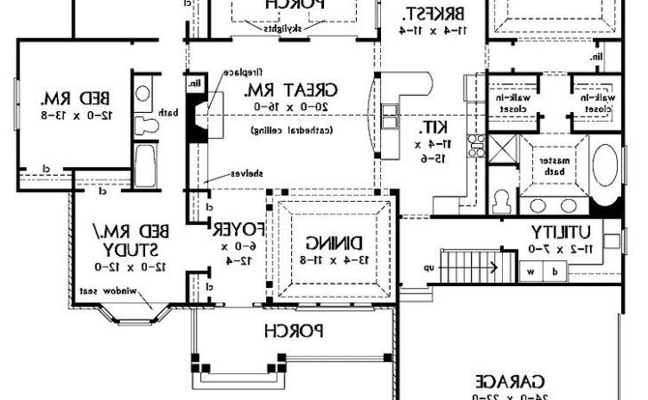 Open Floor Plan House Plans Photos