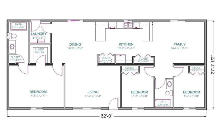 Open Floor Plans Home Style