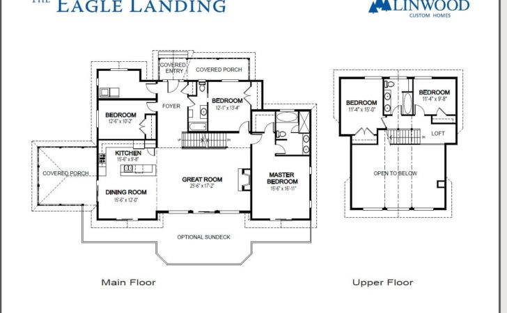 Open House Plans Others Nice Simple Floor