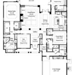 Open Layout Ranch House Plans