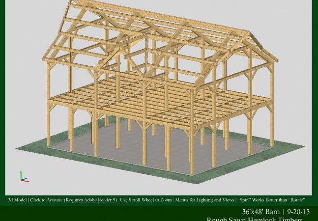 Out State Timber Frames