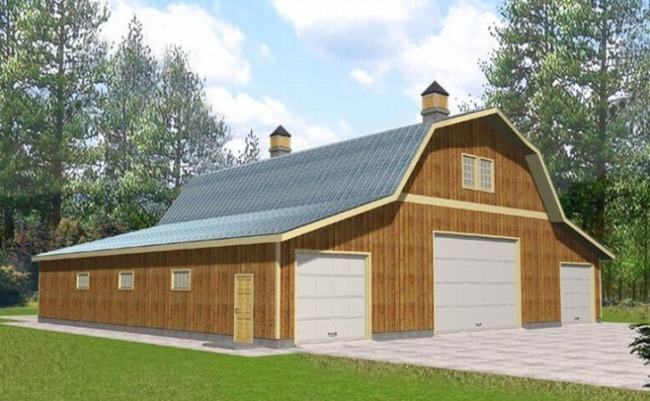 Outbuilding Plans Barn Style Design