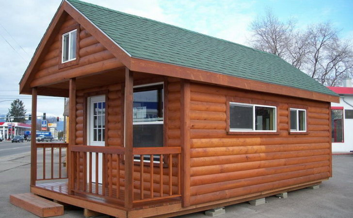 Outdoor Beautiful Small Cabins Sale Create