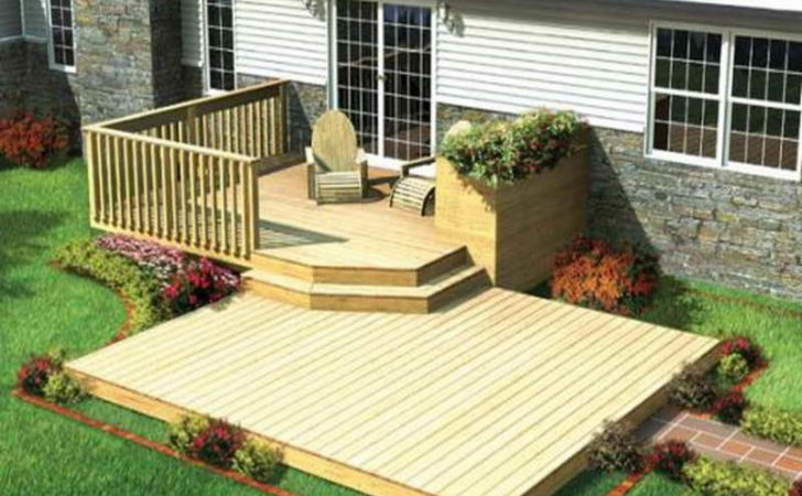 Outdoor Find Right House Deck Plans Minimized