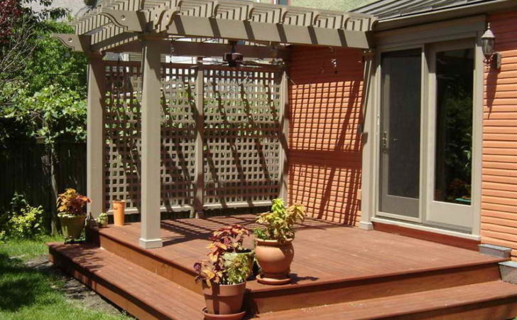 Outdoor Find Right House Deck Plans Plants