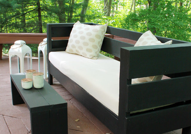 Outdoor Furniture Build Plans Home Made Carmona