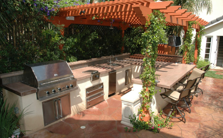 Outdoor Kitchen Design Ideas Always Trend