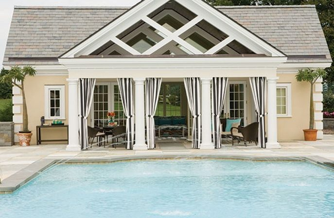 Outdoor Nice Houses Pools Rent Adorable Small