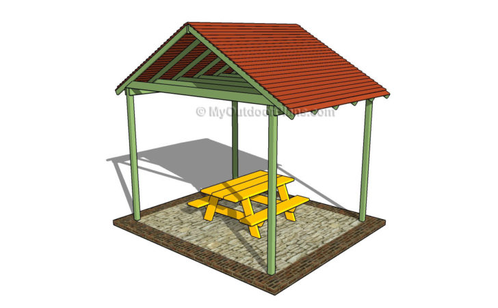 Outdoor Shelter Plans Myoutdoorplans Woodworking