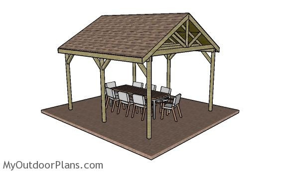 Outdoor Shelter Plans Myoutdoorplans