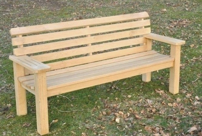 Outdoor Wood Bench Seat Plans Wooden Furniture
