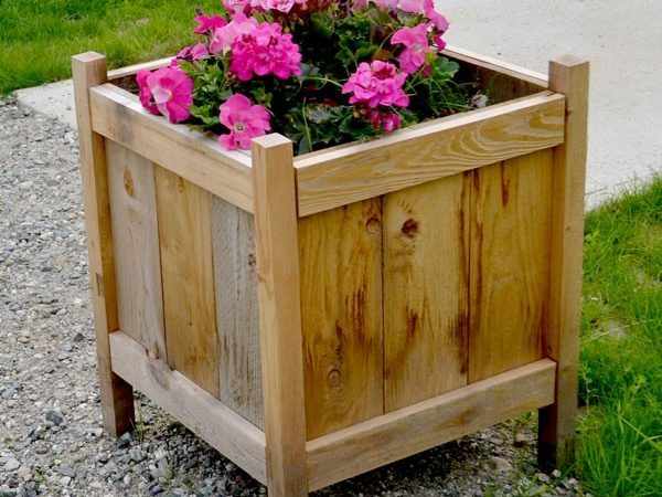 Outstanding Diy Planter Box Plans Designs Ideas