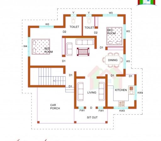 Outstanding House Plans Modern Arts