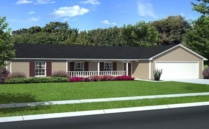 Painting Exterior Brick Home House Plans Ranch Style