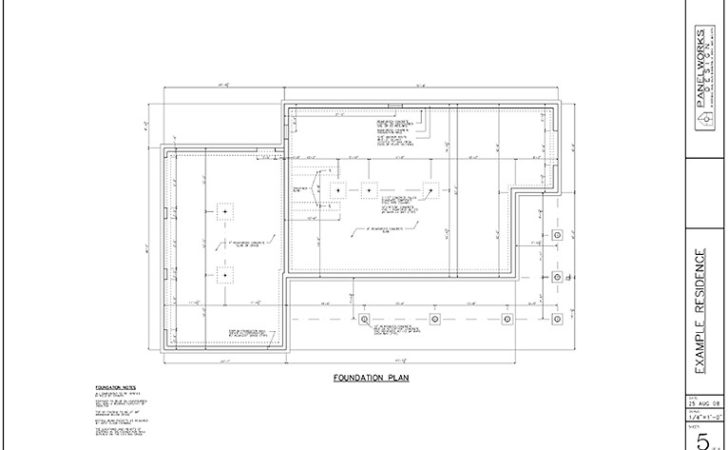 Panelworks Design Structural Insulated Panel Sip Home