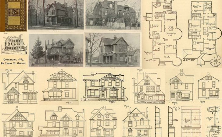 Paper Victorian House Plans Find