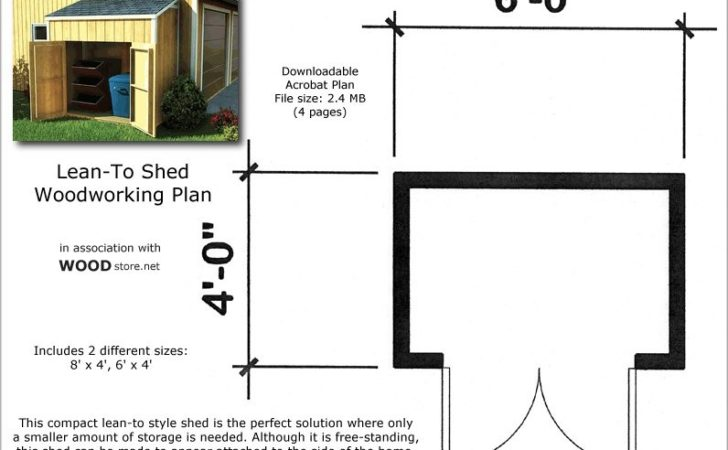 Patric Share Storage Utility Lean Shed