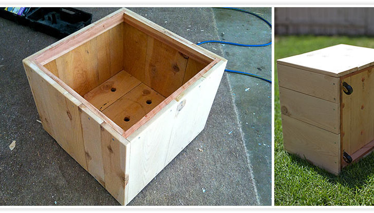 Pdf Diy Build Wood Planter Box Building