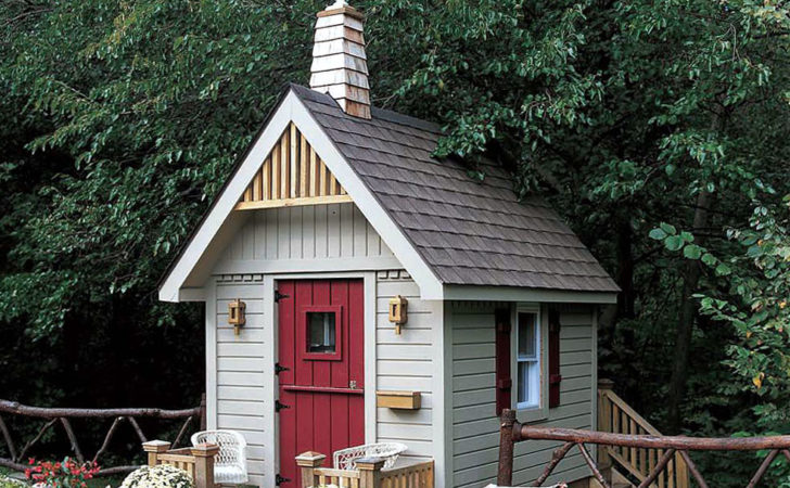 Pdf Diy Outdoor Playhouse Plans