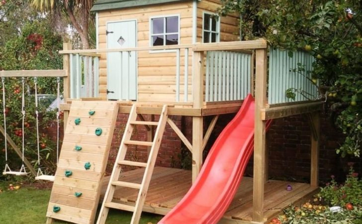 Pdf Woodwork Kids Outdoor Playhouse Plans Diy