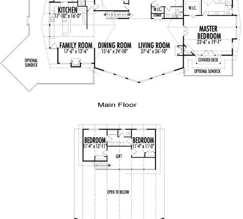 Pemberly Custom Estate Homes Cedar Plans Post