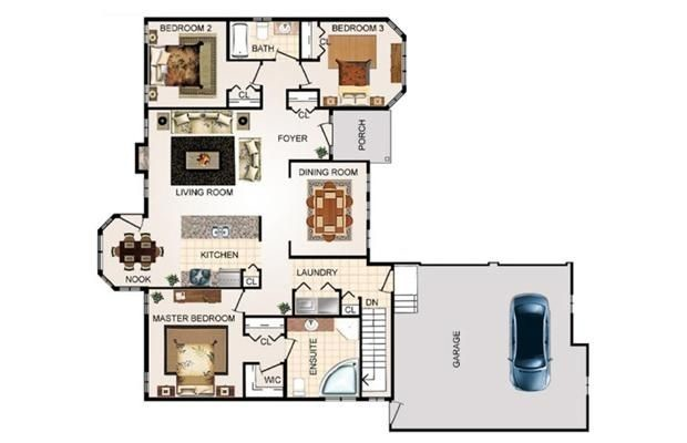 Perfect Floor Plan Depends Your Lifestyle Article