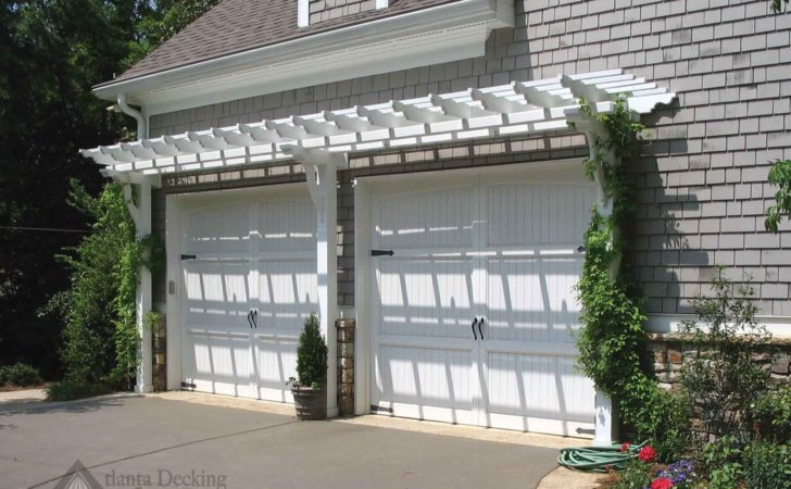 Pergola Design Ideas Garage Kits Vinyl Pergolas