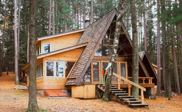 Peterson Cabin Addition Sala Architects Inc Frame