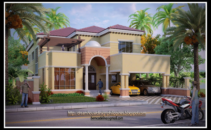 Philippine Dream House Design August