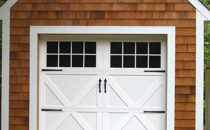Pin Carriage House Garage Door Pinterest