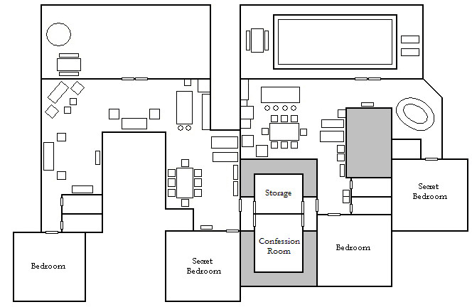 Pinoy Big Brother House Floor Plan Wikipedia Home Plans