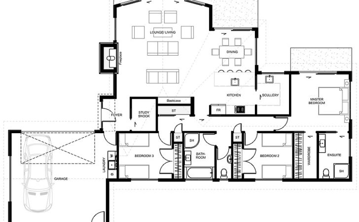 Pitched Roof Plans Dormer Attic
