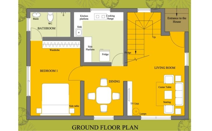 Plan Indian House Design Plans