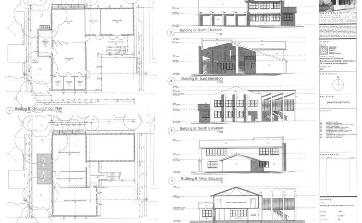 Planned Extension San Clemente High School Mayfield