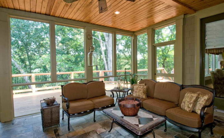 Planning Ideas Enclosed Screen Porch Plans