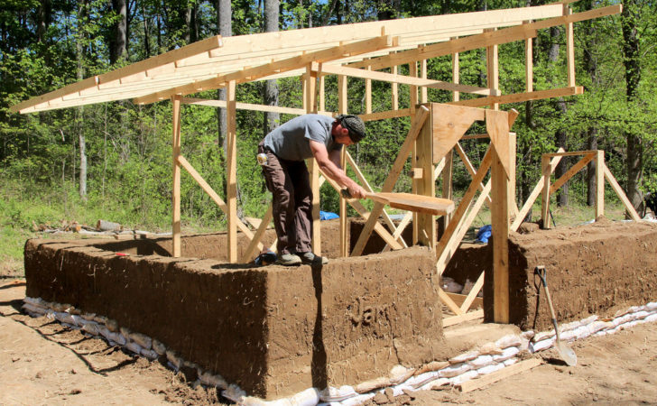 Plans Available Cob House Tiny Blog