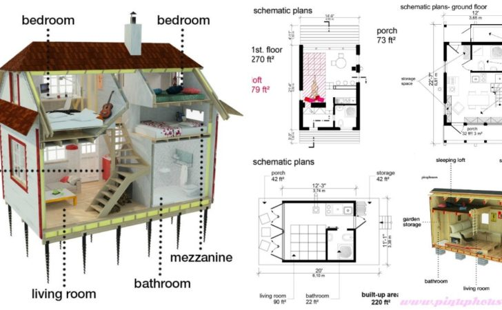 Plans Build Your Own Fully Customized Tiny House